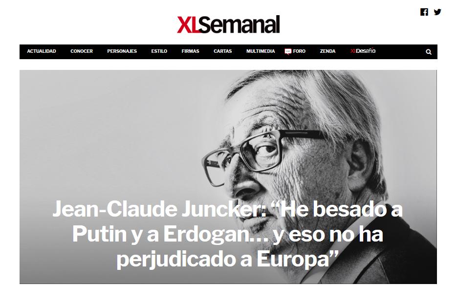 Riviste in spagnolo / Revistas en español